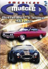 Cars - American Muscle Car: Ford Fairlane GT&