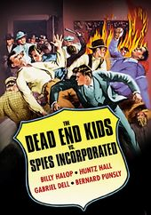 "The Dead End Kids Vs. Spies, Incorporated - 11"" x"