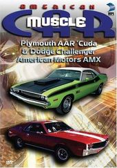 American Muscle Car: Plymouth AAR Cuda & Dodge