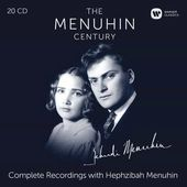 The Menuhin Century: Complete Recordings with