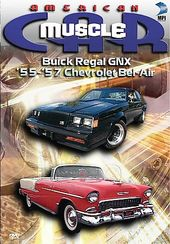 Cars - American Muscle Car: Buick Regal GNX &
