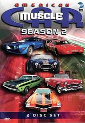 Cars - American Muscle Car: Season 2 (2-DVD)