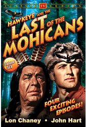 Hawkeye And The Last of The Mohicans - Volume 6 -