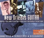 New Orleans Guitar (4-CD)