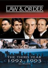 Law & Order - Year 3 (3-DVD)