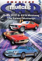 American Muscle Car - Boss 302 & 429 Mustang /