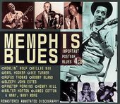 Memphis Blues [JSP] (4-CD)