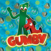 Gumby - Best Friends - Bandana