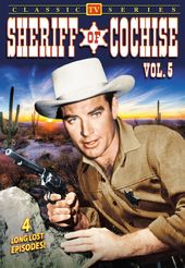 Sheriff of Cochise - Volume 5