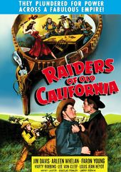 "Raiders of Old California - 11"" x 17"" Poster"