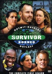 Survivor - Season 1 (Borneo) (5-DVD)