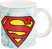 DC Comics - Superman - 11.5 oz Ceramic Mug