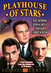 "Playhouse of Stars - 11"" x 17"" Poster"