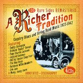 Richer Tradition: Country Blues and String Band