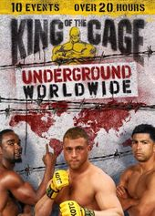 King of the Cage - Underground Worldwide (5-DVD)
