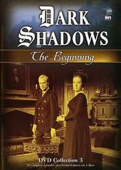 Dark Shadows - The Beginning, Collection 3 (4-DVD)