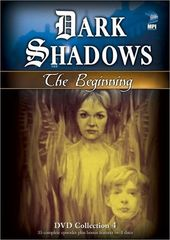Dark Shadows - The Beginning, Collection 4 (4-DVD)