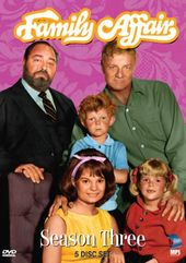 Family Affair - Season 3 (5-DVD)