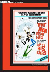 That Man from Rio / Up to His Ears (2-DVD)