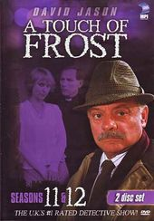 Touch of Frost - Season 11 & 12 (2-DVD)