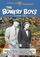 The Bowery Boys - Volume 2 (4-Disc)