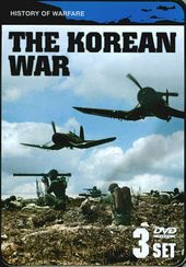 The Korean War [Tin Case] (3-DVD)