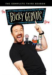 Ricky Gervais Show - Complete 3rd Season (3-Disc)