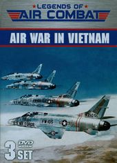 Air War in Vietnam [Tin Case] (3-DVD)