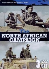 WWII - The North African Campaign [Tin Case]