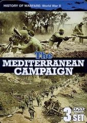 WWII - The Mediterranean Campaign [Tin Case]
