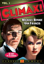 Climax! Volume 1 - The Volcano Seat/Scream in