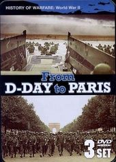 WWII - From D-Day to Paris [Tin Case] (3-DVD)