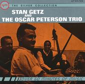 Stan Getz And The Oscar Peterson Trio: Silver
