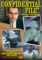 "Confidential File - 11"" x 17"" Poster"