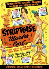 "The Strip Tease Murder Case - 11"" x 17"" Poster"
