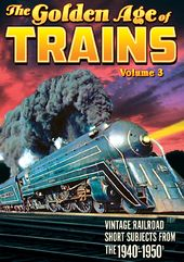 Trains - The Golden Age of Trains, Volume 3 - 11""