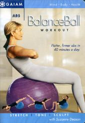 ABS Balanceball Workout