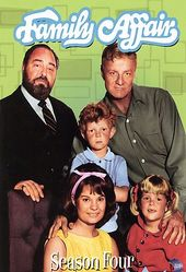 Family Affair - Season 4 (5-DVD)