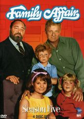 Family Affair - Season 5 (5-DVD)