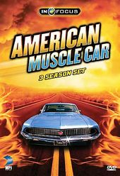 Cars - Infocus - American Muscle Cars (6-DVD)