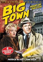 "Big Town, Volume 2 (Heart of the City) - 11"" x"