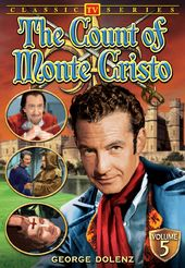 "The Count of Monte Cristo - Volume 5 - 11"" x 17"""