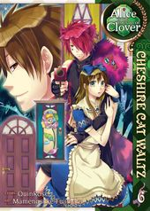 Alice in the Country of Clover Cheshire Cat Waltz