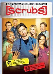 Scrubs - Complete 8th Season (3-DVD)