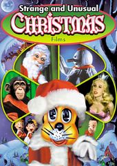 "Strange and Unusual Christmas Films - 11"" x 17"""