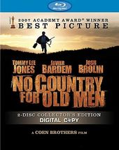 No Country for Old Men (Blu-ray, Collector's