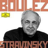 Boulez Conducts Stravinsky (6-CD)
