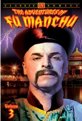 "Adventures of Fu Manchu, Volume 3 - 11"" x 17"""