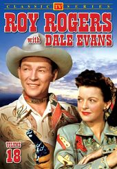 "Roy Rogers With Dale Evans, Volume 18 - 11"" x 17"""