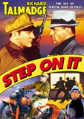 "Step On It - 11"" x 17"" Poster"